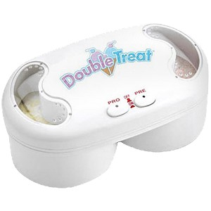Koolatron Deluxe Double Treat Ice Cream Maker – FT03