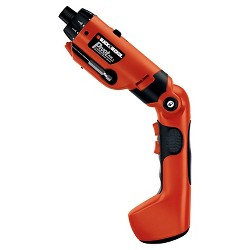 BLACK+DECKER™ Black & Decker Pivot Plus 6V High Performance Screwdriver - PD600