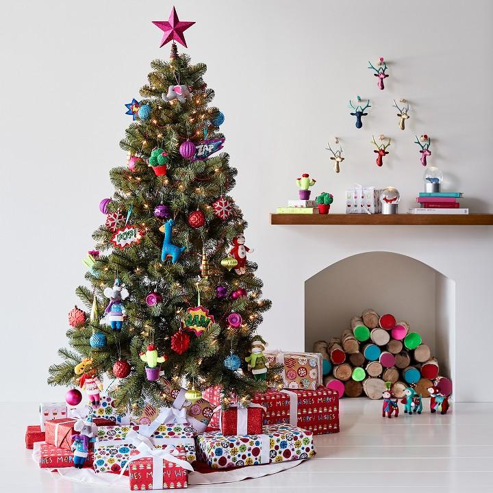 Felt Christmas Tree Skirts