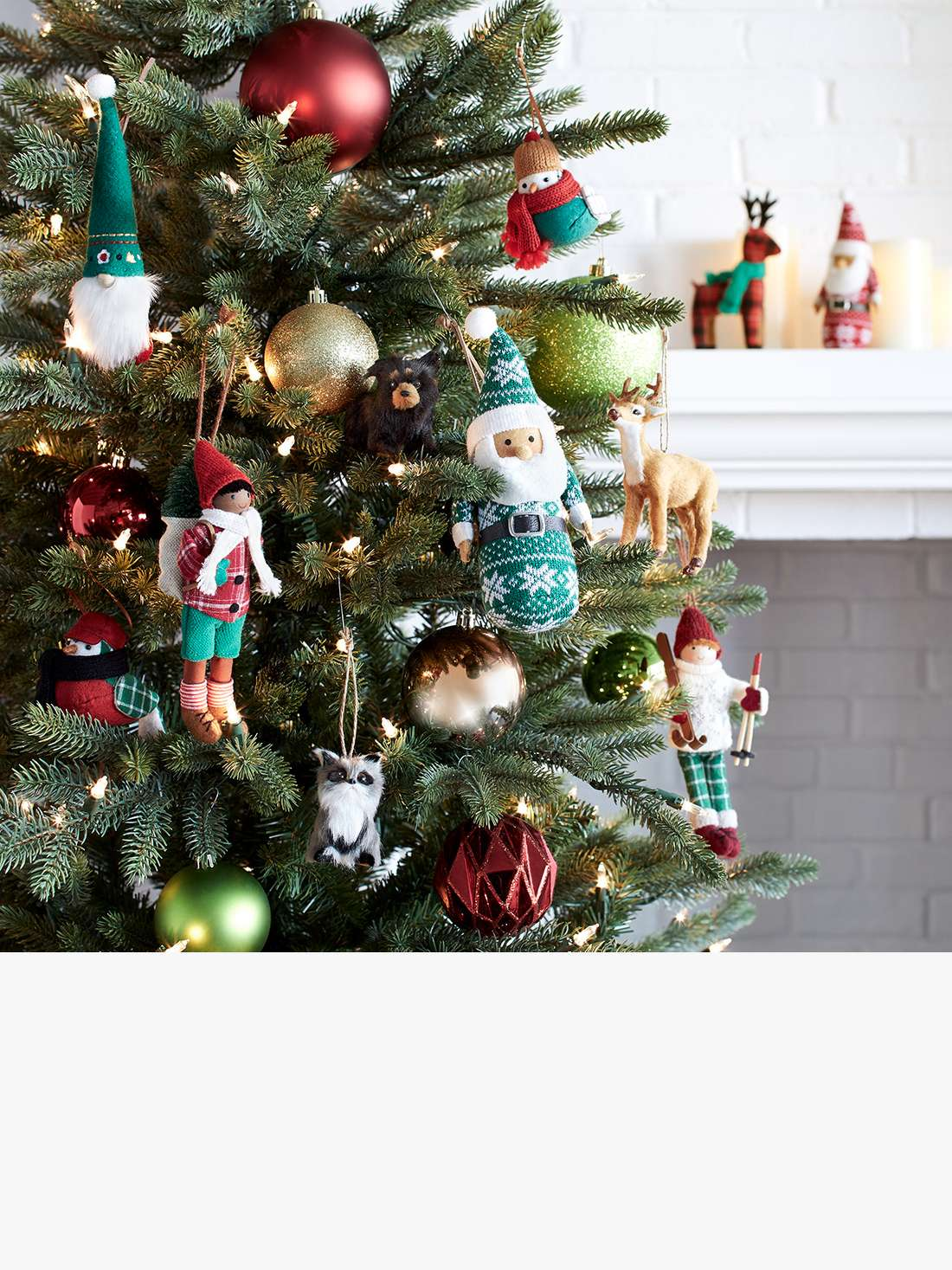 Wondershop : Christmas Ornaments & Tree Decorations : Target