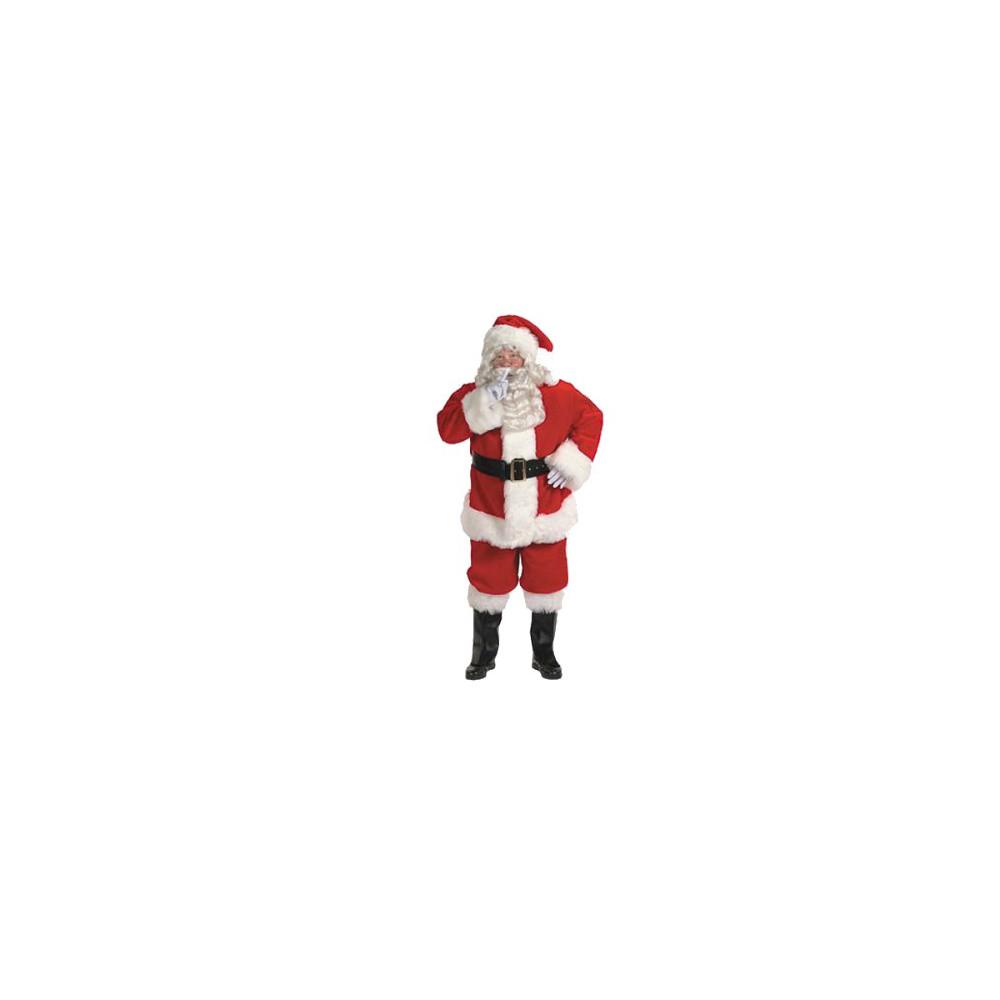 Mens Professional Santa Suit Costume XX-Large, Size: Xxl