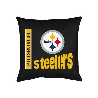 Pittsburgh Steelers Throw Pillow Target