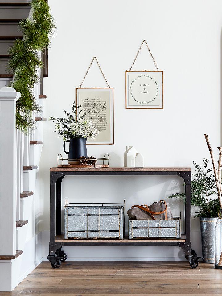 hearth hand with magnolia wall decor
