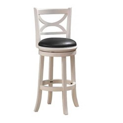 Boraam Melrose Distressed 29 Quot Barstool Driftwood Gray
