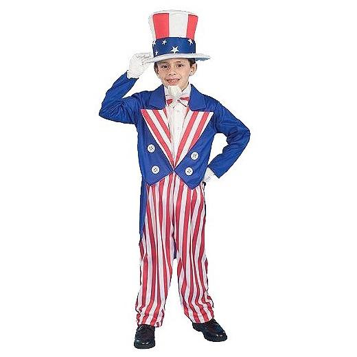 Boys\' Uncle Sam Costume : Target
