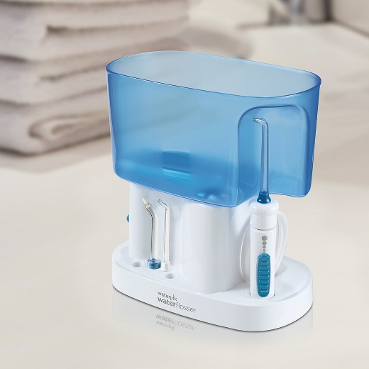 waterpik classic water flosser wp 60w target. Black Bedroom Furniture Sets. Home Design Ideas