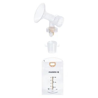 Medela Pump & Save Breast Milk Storage Bags - 50ct