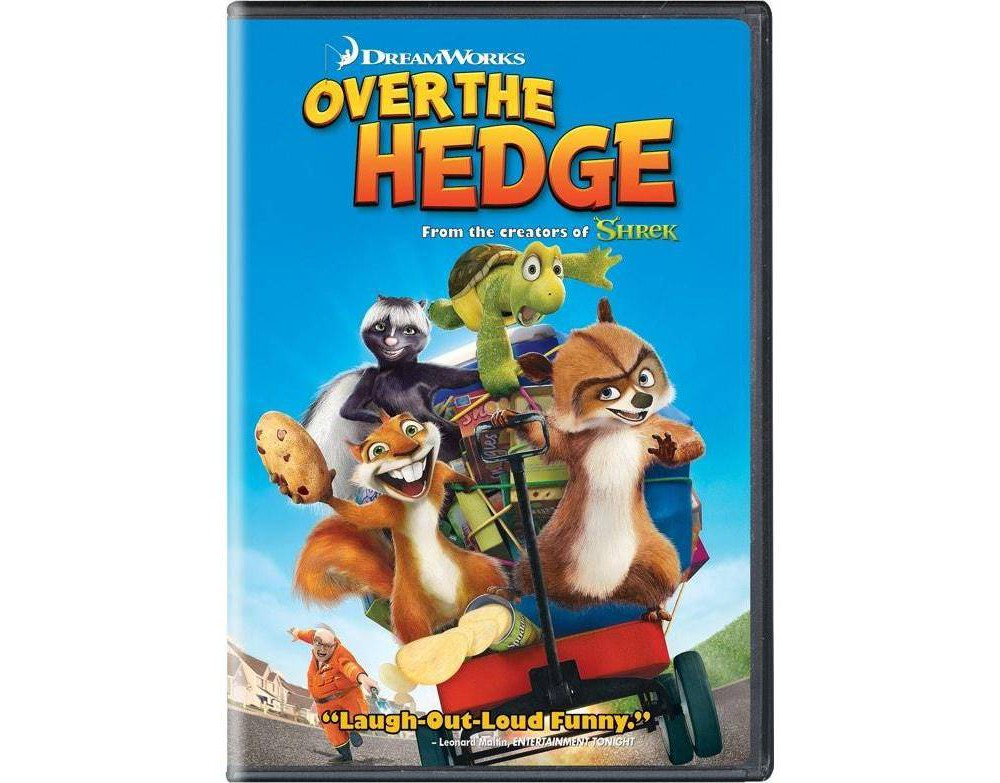 Paramount Over the Hedge (WS) (dvd_video)
