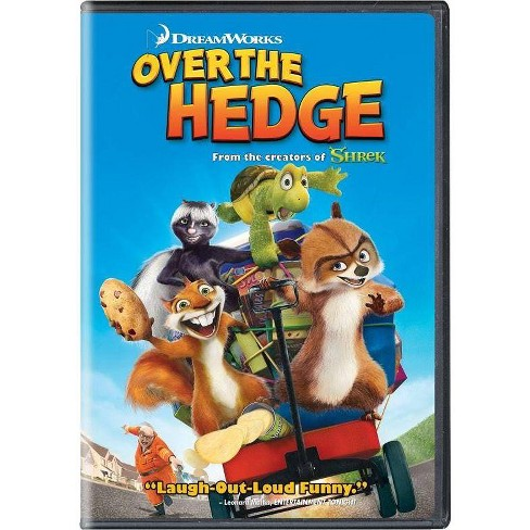 Over the Hedge (WS) (dvd_video) - image 1 of 1