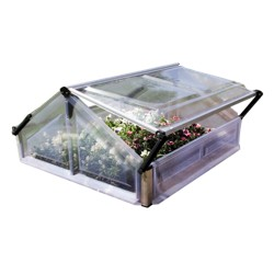 3'x3 Cold Frame Greenhouse Kit - Palram