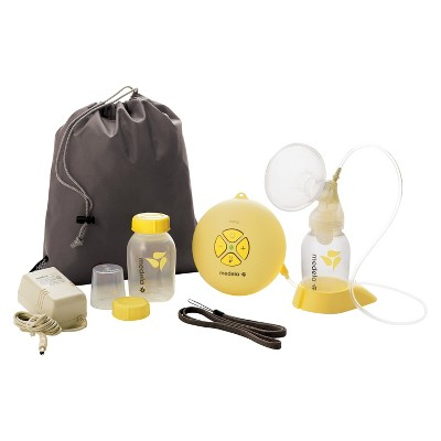Medela Swing Single Electric Breast Pump Set
