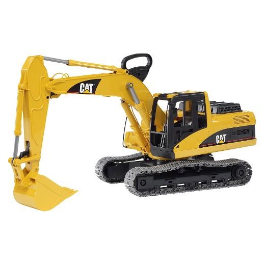 Bruder toys caterpillar excavator target for Kitchen set zabawka