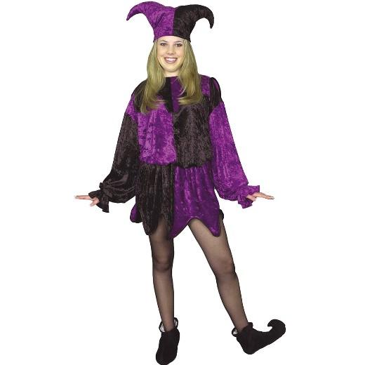 women's jester costume plus size : target