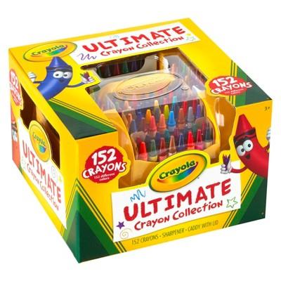 Crayola® Ultimate Crayon Tower, Telescoping, 152ct - Multicolor