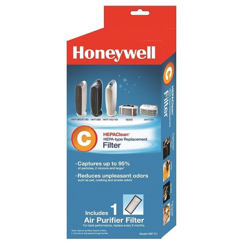 Honeywell HEPAClean® Replacement Filter - image 1 of 3