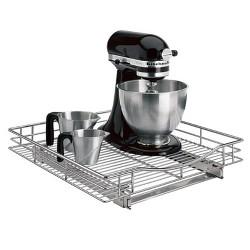 "Lynk Professional® Pull Out Cabinet Organizer - Sliding Shelf 20""w x 21""d"