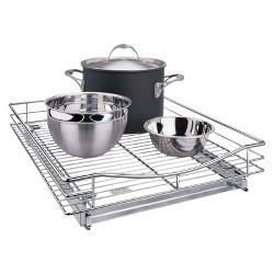 "Lynk Professional® Pull Out Cabinet Organizer - Sliding Shelf 17""w x 18""d"