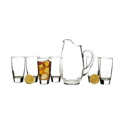 Libbey® Classic 7pc Pitcher and Glasses Set
