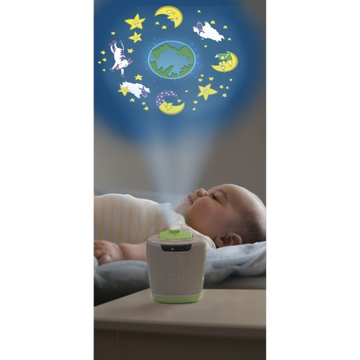 mybaby by homedics soundspa lullaby relaxation machine
