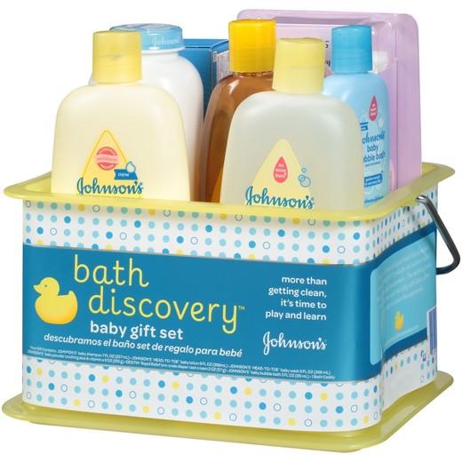 Johnson Baby Gift Set Coupons : Johnson s baby bathtime gift set target