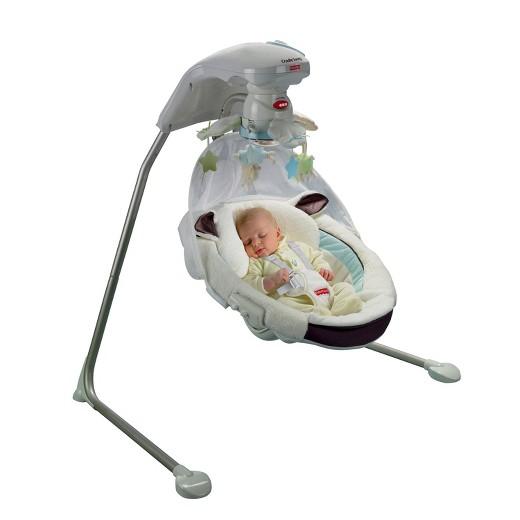 Fisher Price My Little Lamb Cradle N Swing Target