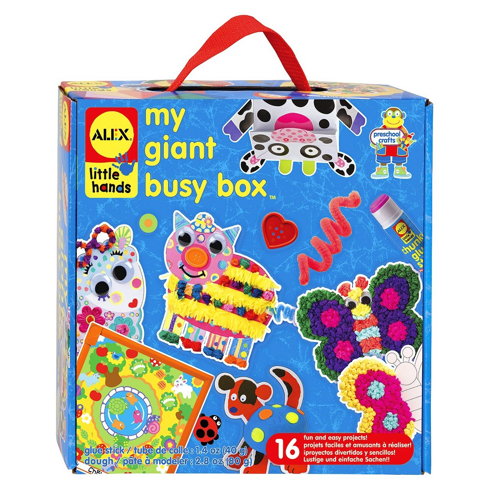 Alex My Giant Busy Box, Activity Kits
