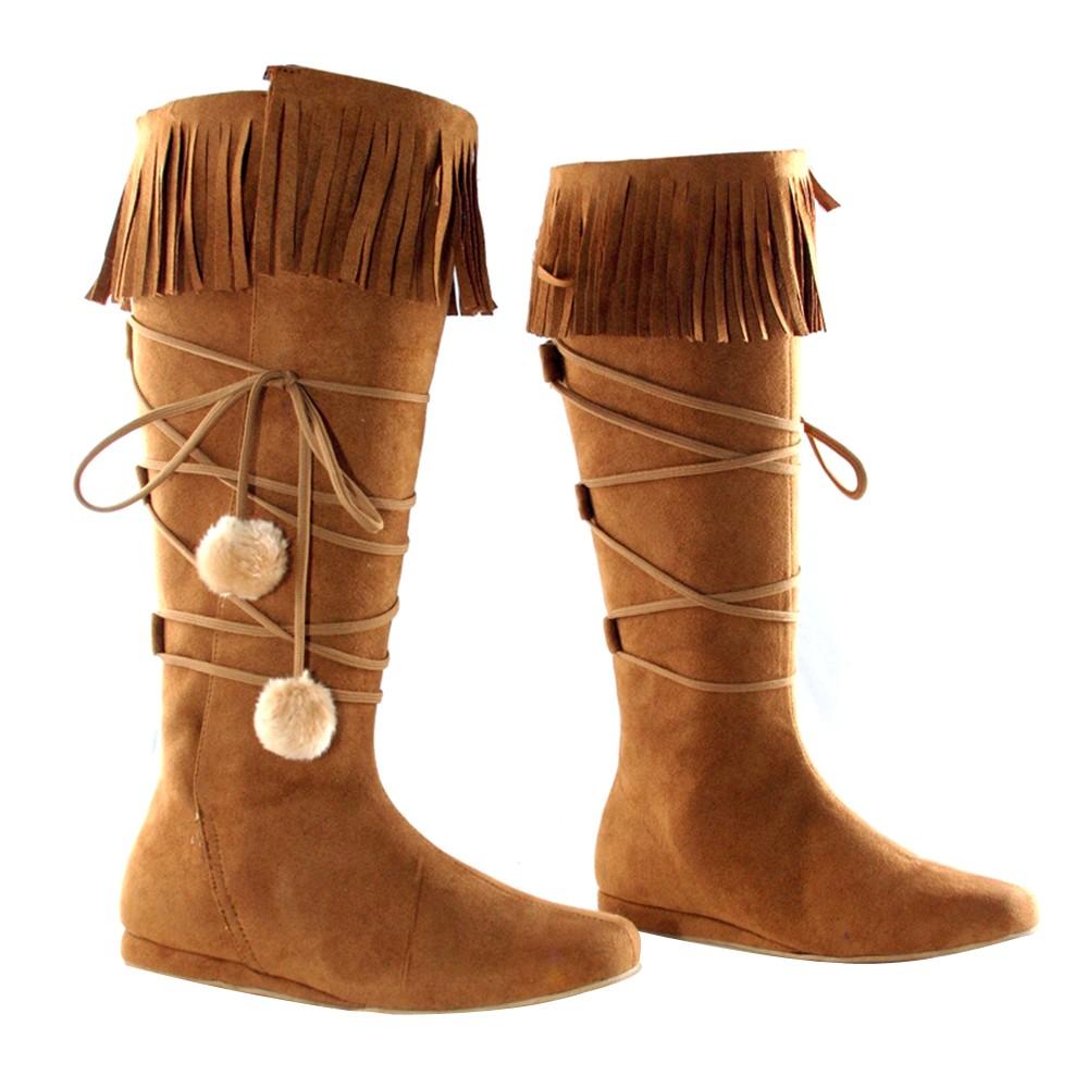 Adult Dakota Boots Tan Size 9, Size: 9.0, Brown
