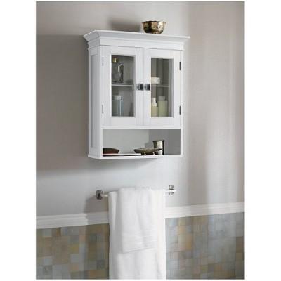 Wall Cabinet - White - Fieldcrest™