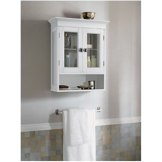 White Bathroom Wall Cabinets decorative wall cabinet : bathroom furniture : target