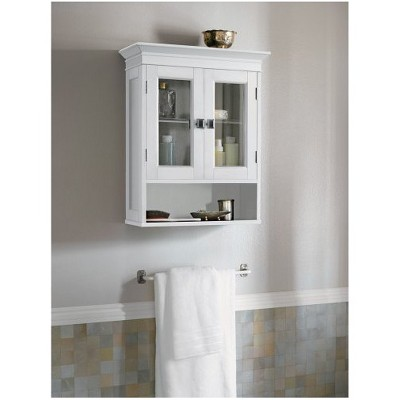 Beau UPC 721015724926 Product Image For Wall Cabinet: Fieldcrest Luxury Wall  Cabinet   White | Upcitemdb ...
