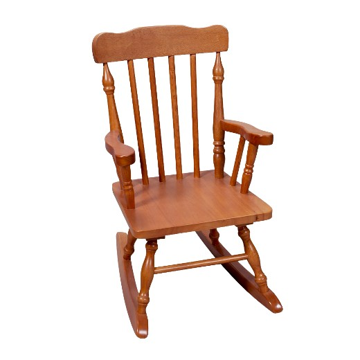 Child Colonial Rocking Chair Honey Target