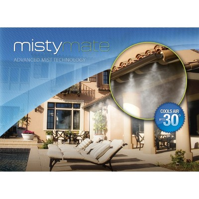 MistyMate Nozzle Cool Patio Misting System   10u0027