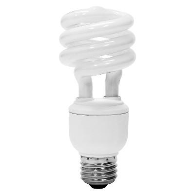 ge 60watt cfl light bulb 5pack soft white - Compact Fluorescent Light Bulbs