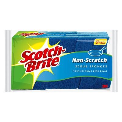 Scotch-Brite™ Scrub Sponge - 9pk
