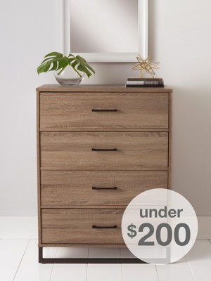 Drawers For Bedroom Part - 42: Dressers Under $200