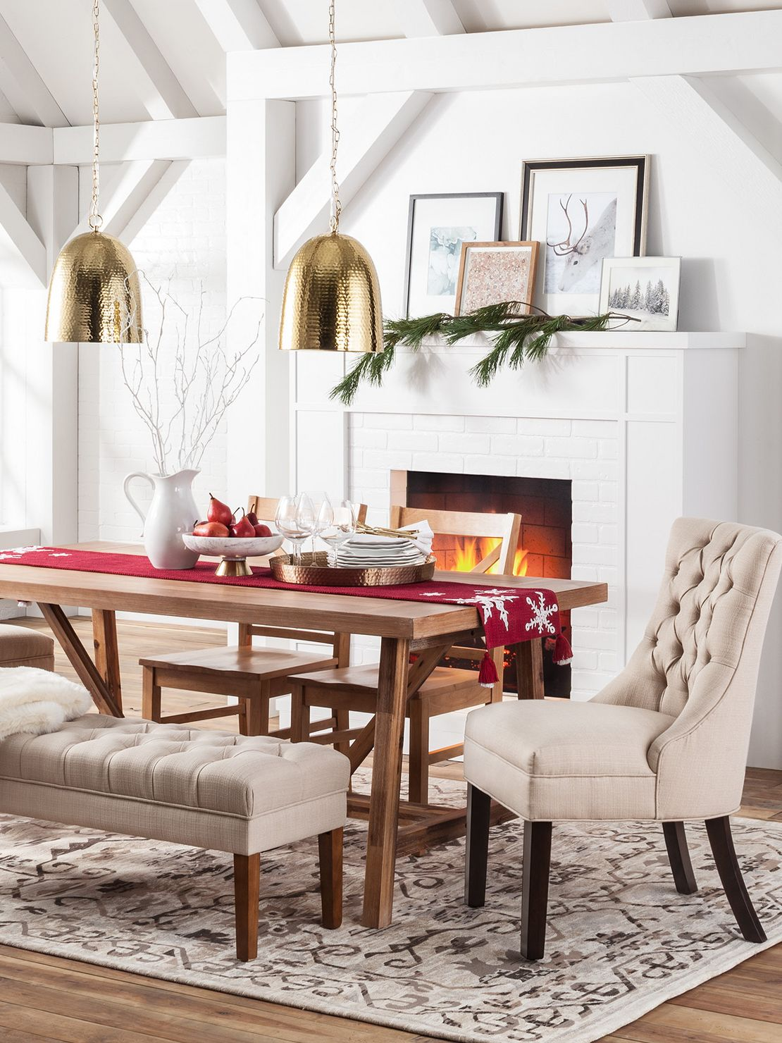 impress guests for less threshold dining furniture - Dining Room Set Target