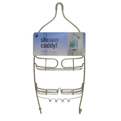 Shower Caddy Satin Medium InterDesign