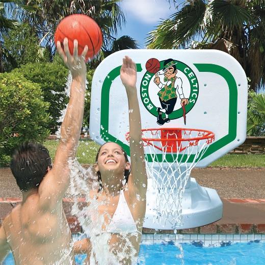 Poolmaster Nba Poolside Basketball Game Boston Celtics Target