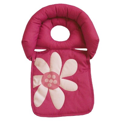 Boppy® Flowers Head Support for Strollers and Carriers - Pink