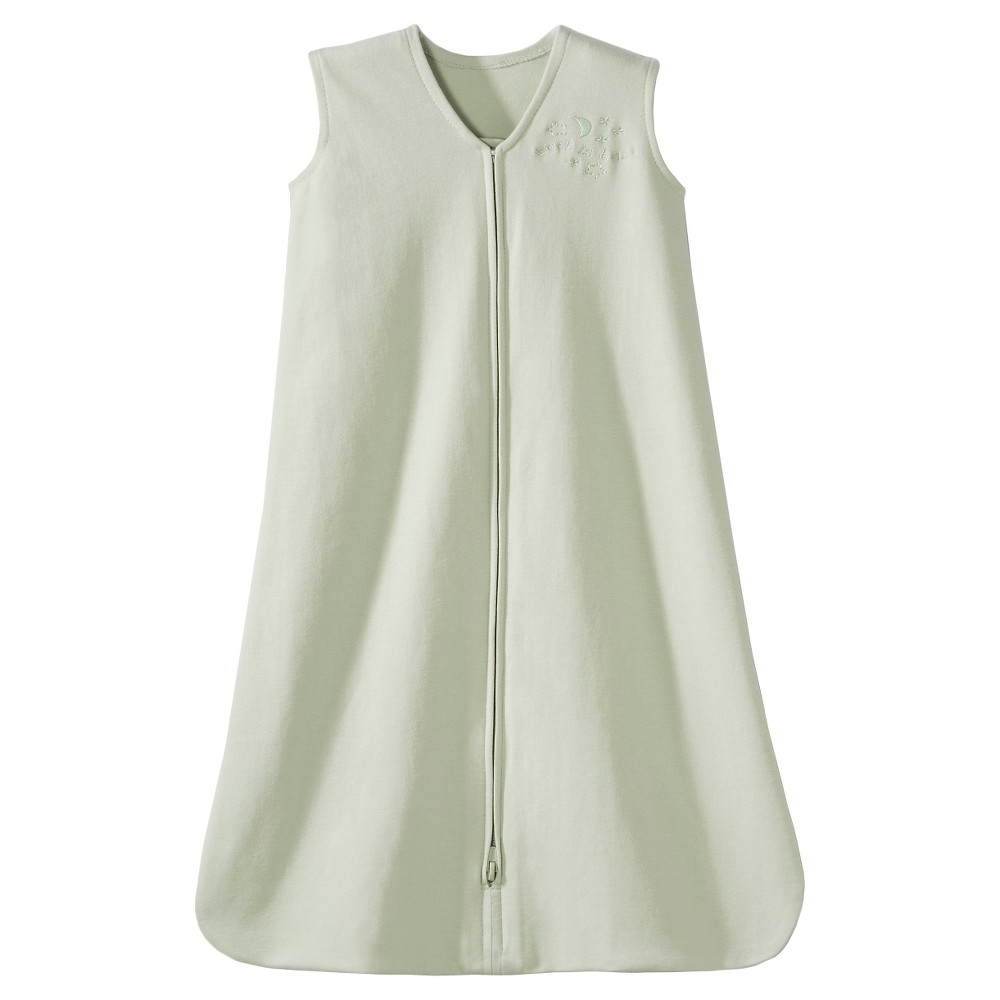 Halo Sleepsack 100% Cotton Wearable Blanket - Sage (Green) - S, Infant Unisex