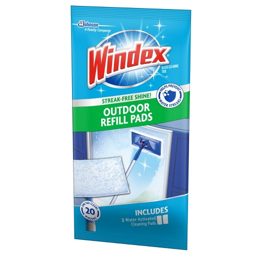 Windex Outdoor Window Cleaner Better Than Free Windex Outdoor Glass Cleaning Pads At Target