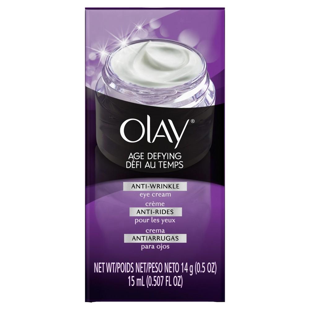 Olay Age Defying Anti-Wrinkle Eye Cream - .5 oz