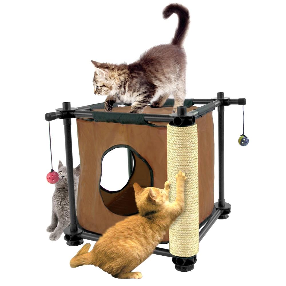 Kitty City Hideaway, Pet Activity Center
