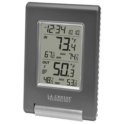 La Crosse Wireless Temperature Station WS-9080U-IT-CBP