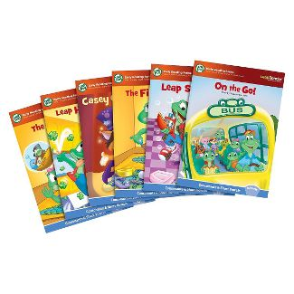 Leap Frog Assortment,tag Learn To Read Series