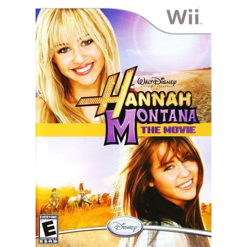 Hannah Montana: The Movie (Nintendo Wii)