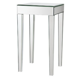 mirrored coffee table : target