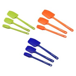 Rachael Ray Tools 3-Piece Spatula Set Multiple Colors Available