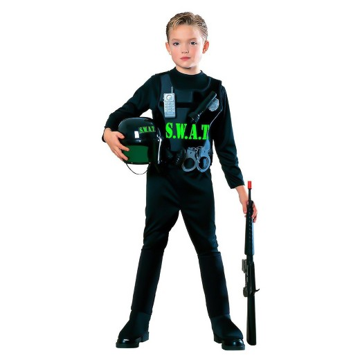 boys swat costume - Swat Costumes For Halloween