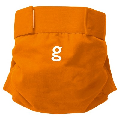 gDiapers gPants - great orange, small